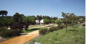 Parque Municipal a 50 metros